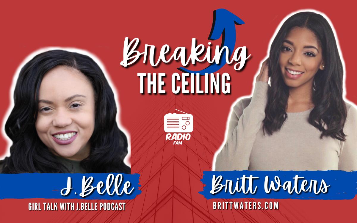 Breaking The Ceiling: Britt Waters