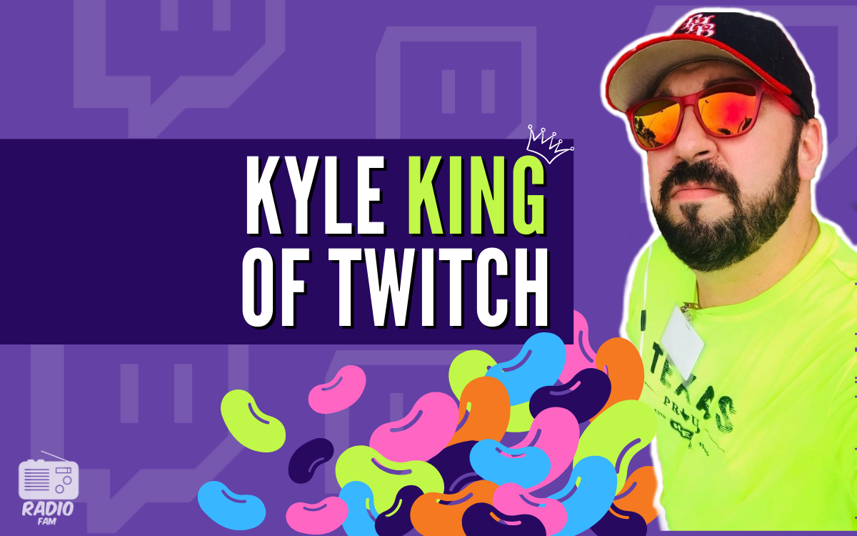 Twitch // Kyle [King of Twitch]