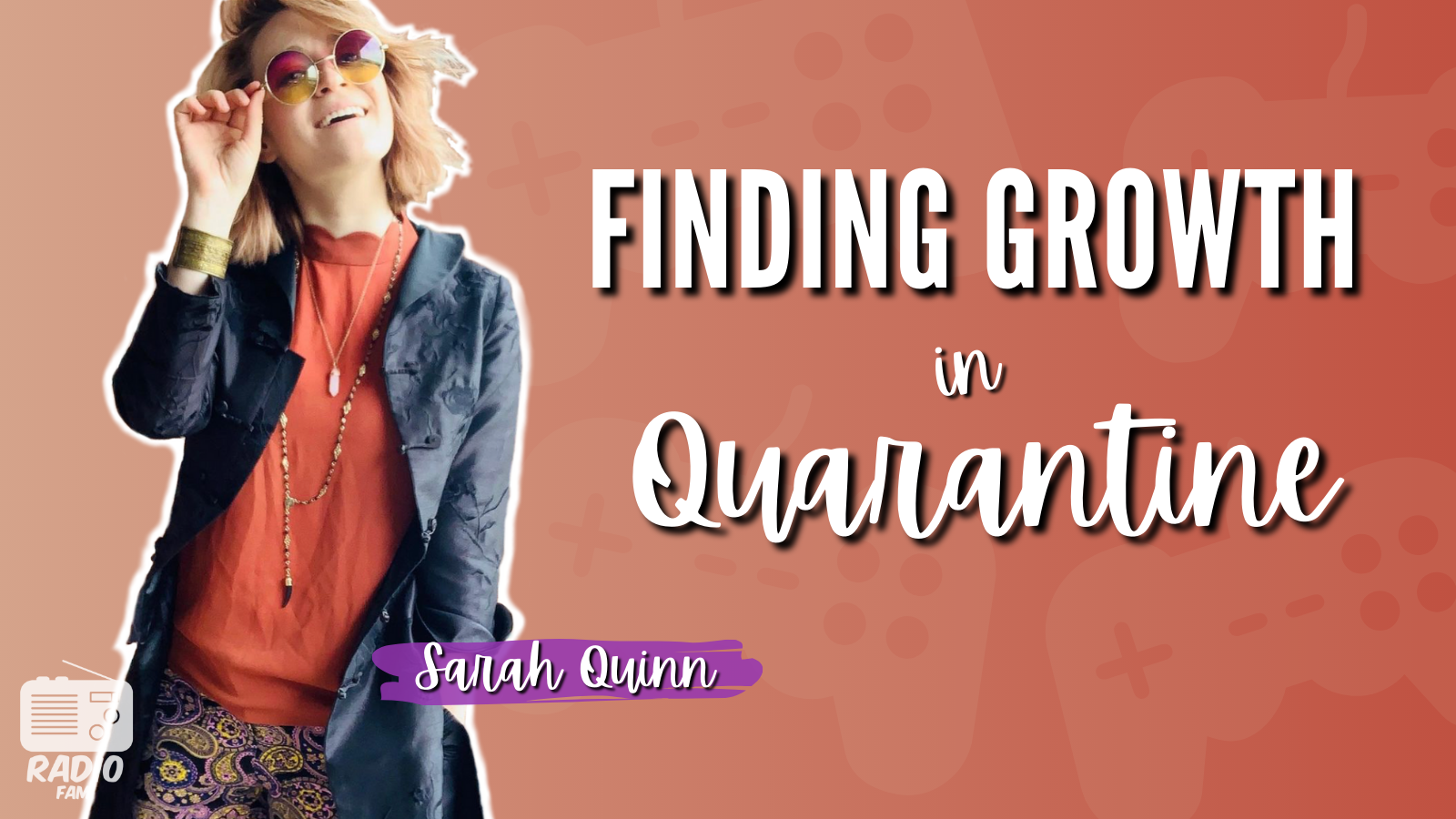 Finding Growth in Quarantine
