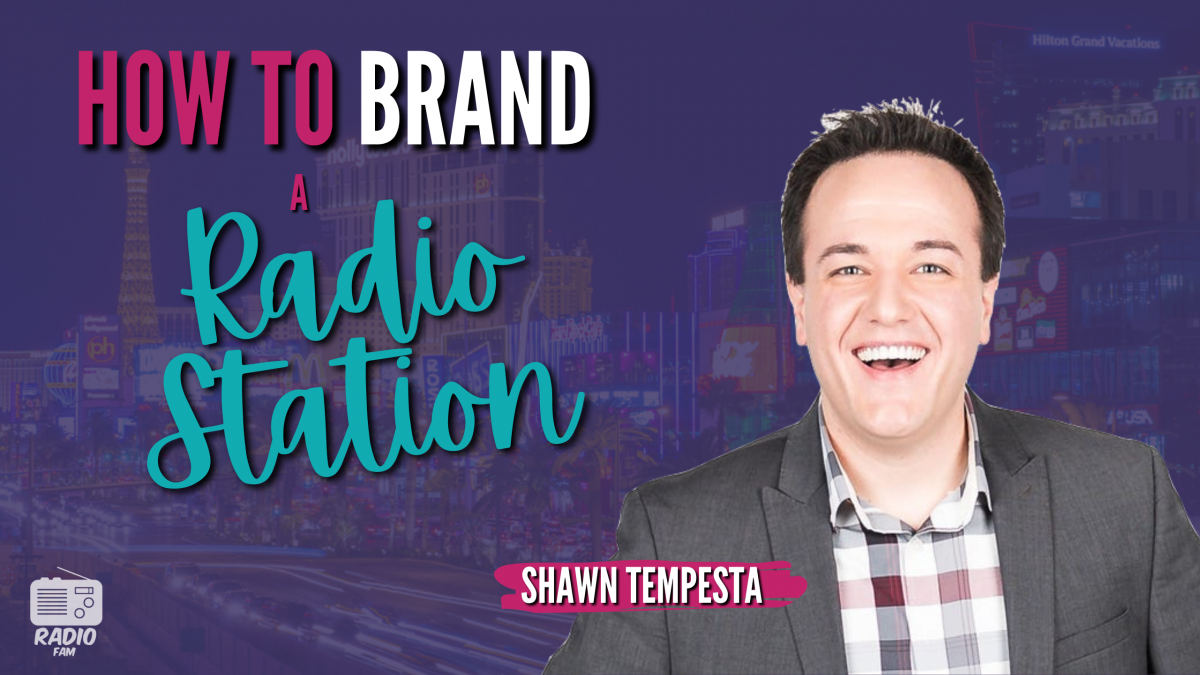 How To Brand a Radio Station