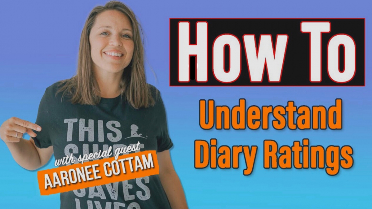 How To Understand Diary Ratings