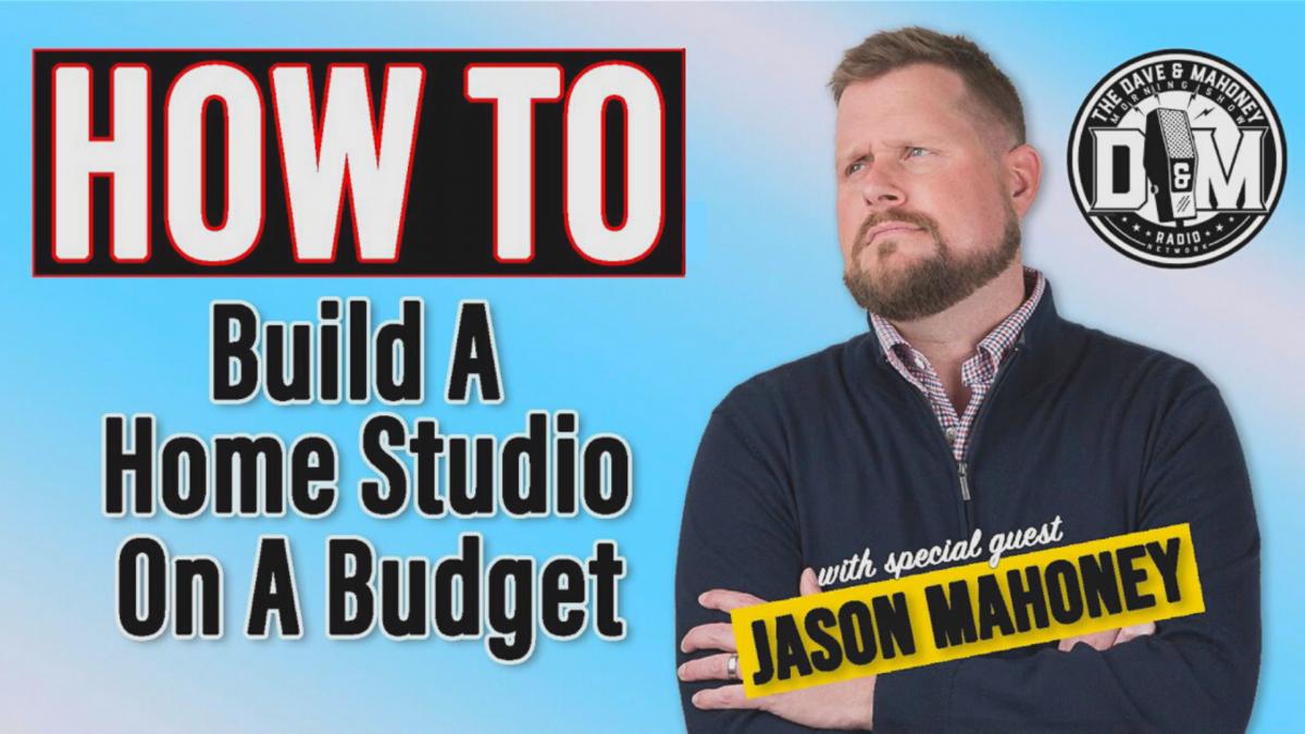Build a Home Studio on a Budget