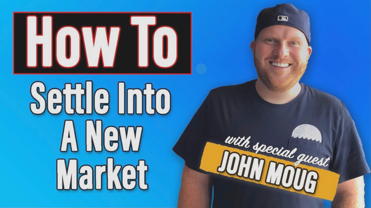 How To Settle Into A New Market