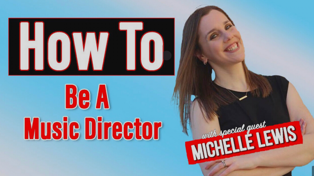How To Be A Music Director