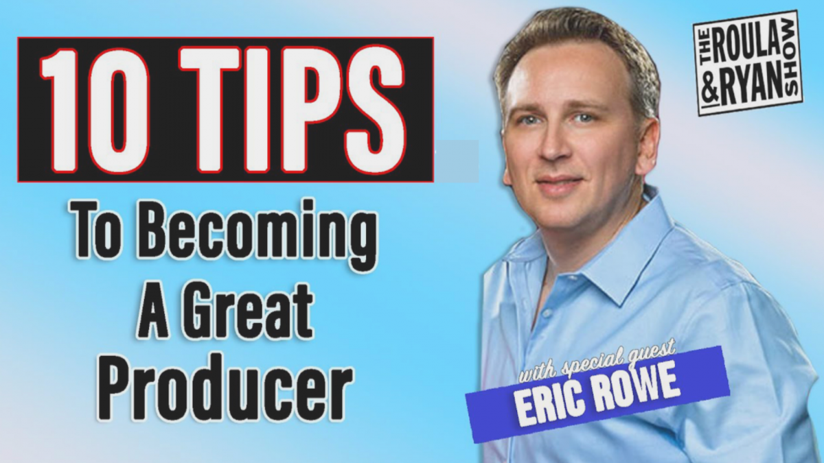 How To Become A Great Producer