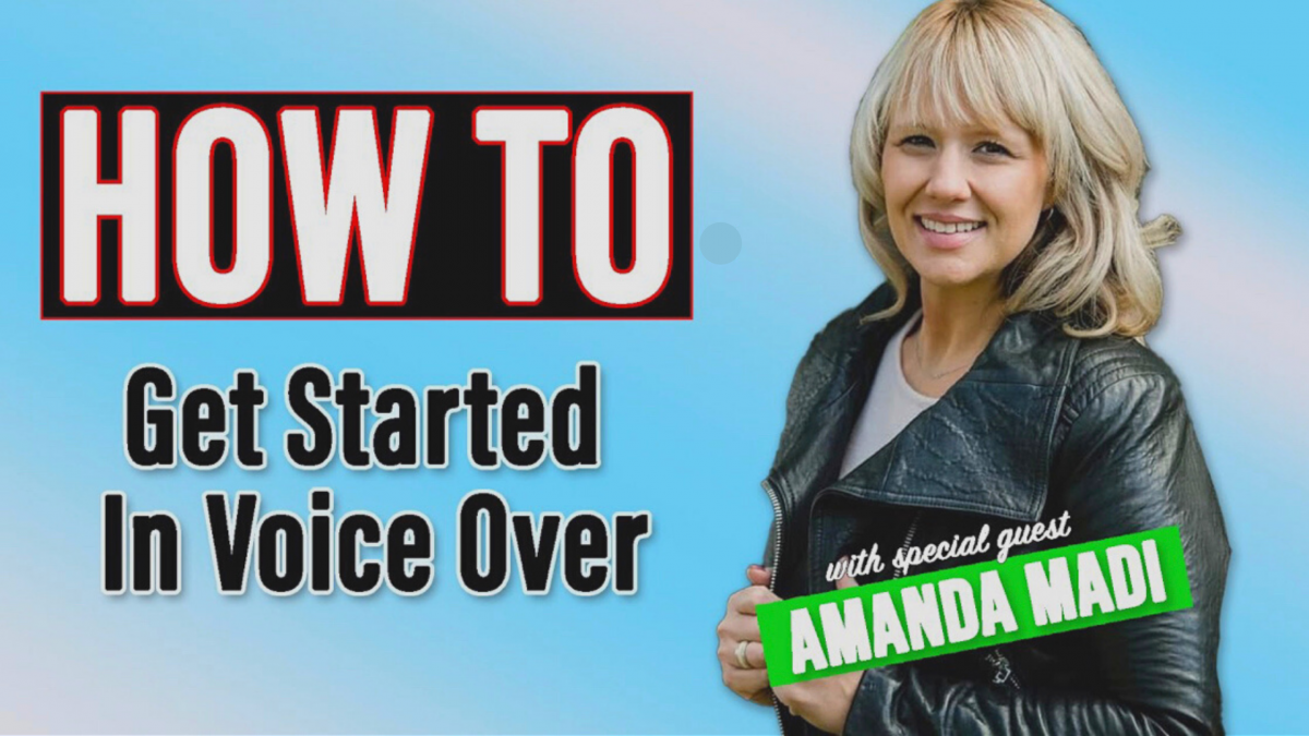 How To Get Into Voice Over