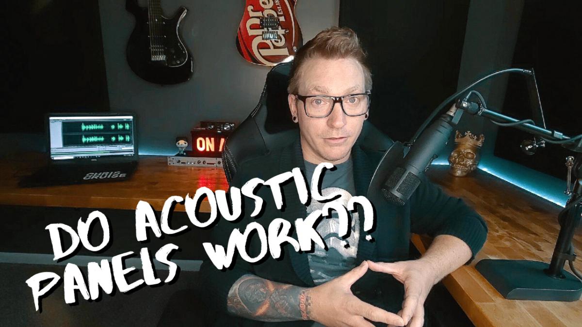 Do Acoustic Panels Work?