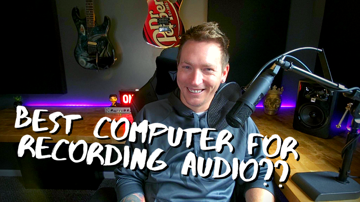 Best Computer for Recording Audio
