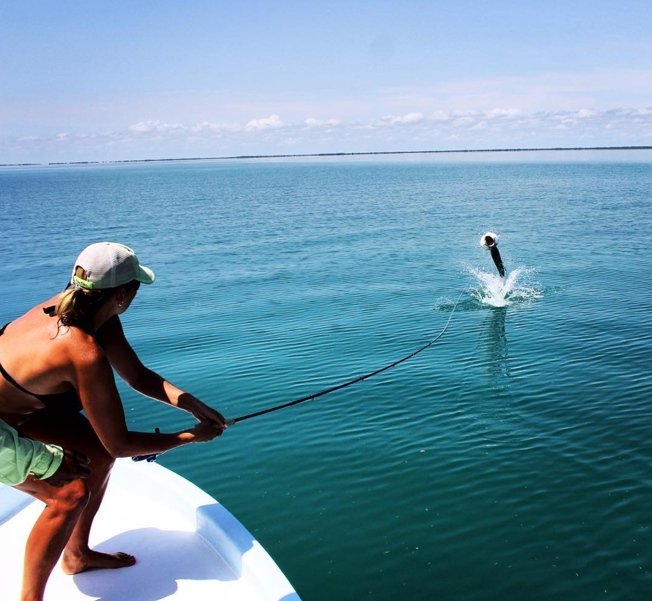 PRO TIPS: Here's Why You Should Always Bow To A Jumping Fish