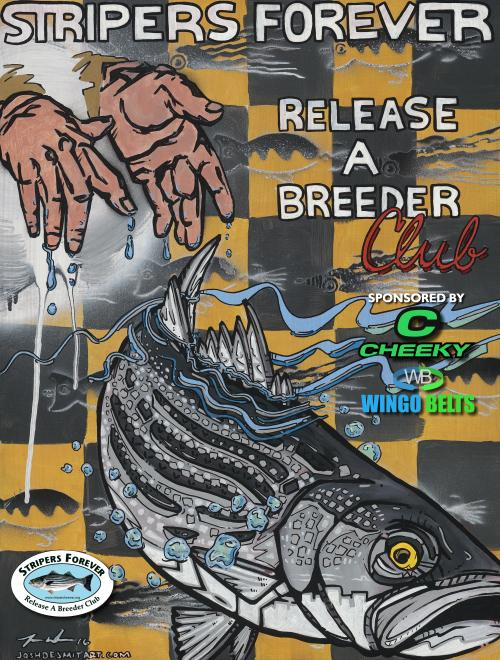 """Cheeky-Sponsored """"Release a Breeder Club"""" Back for 2017"""