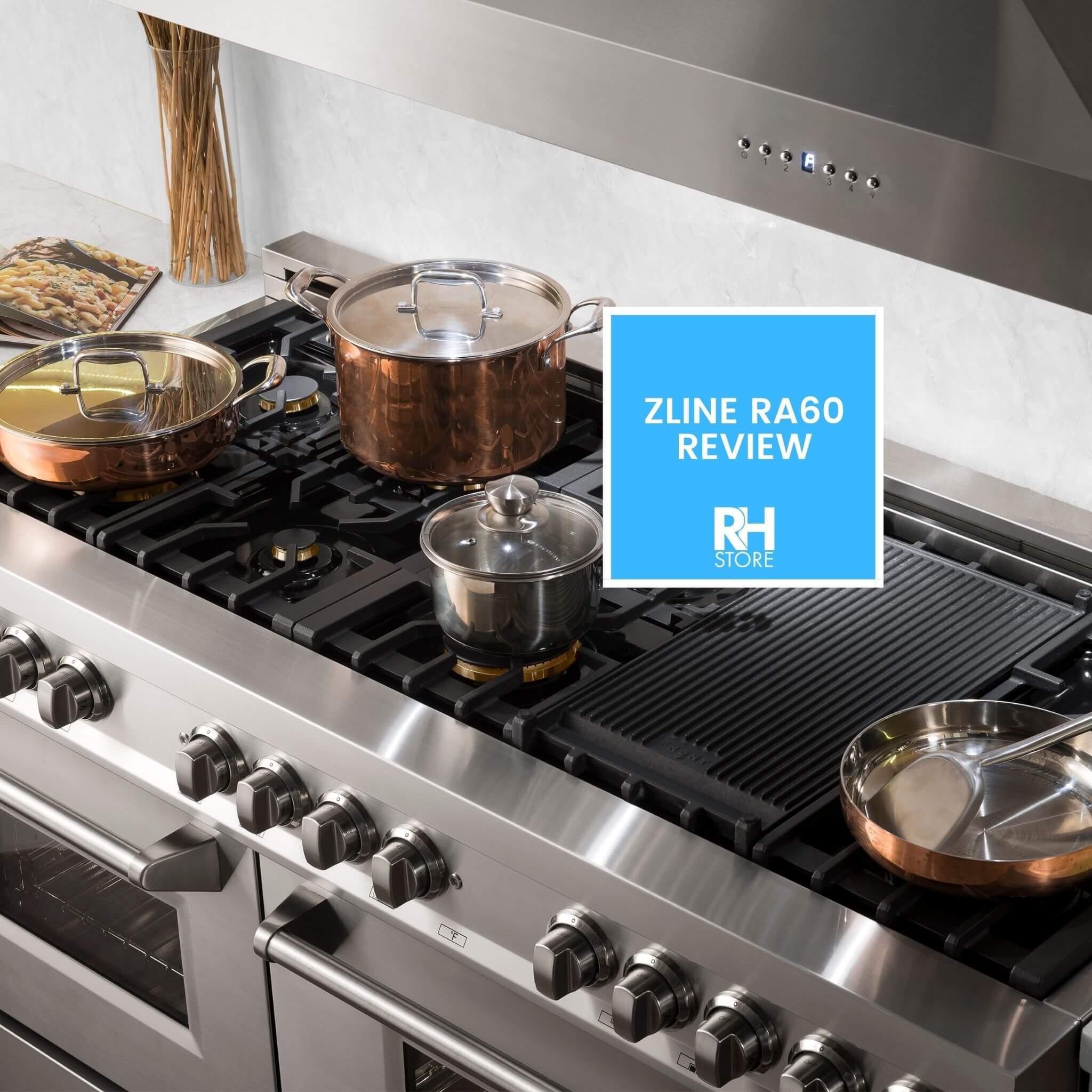 "ZLINE 60"" Freestanding Dual Fuel Range Review"