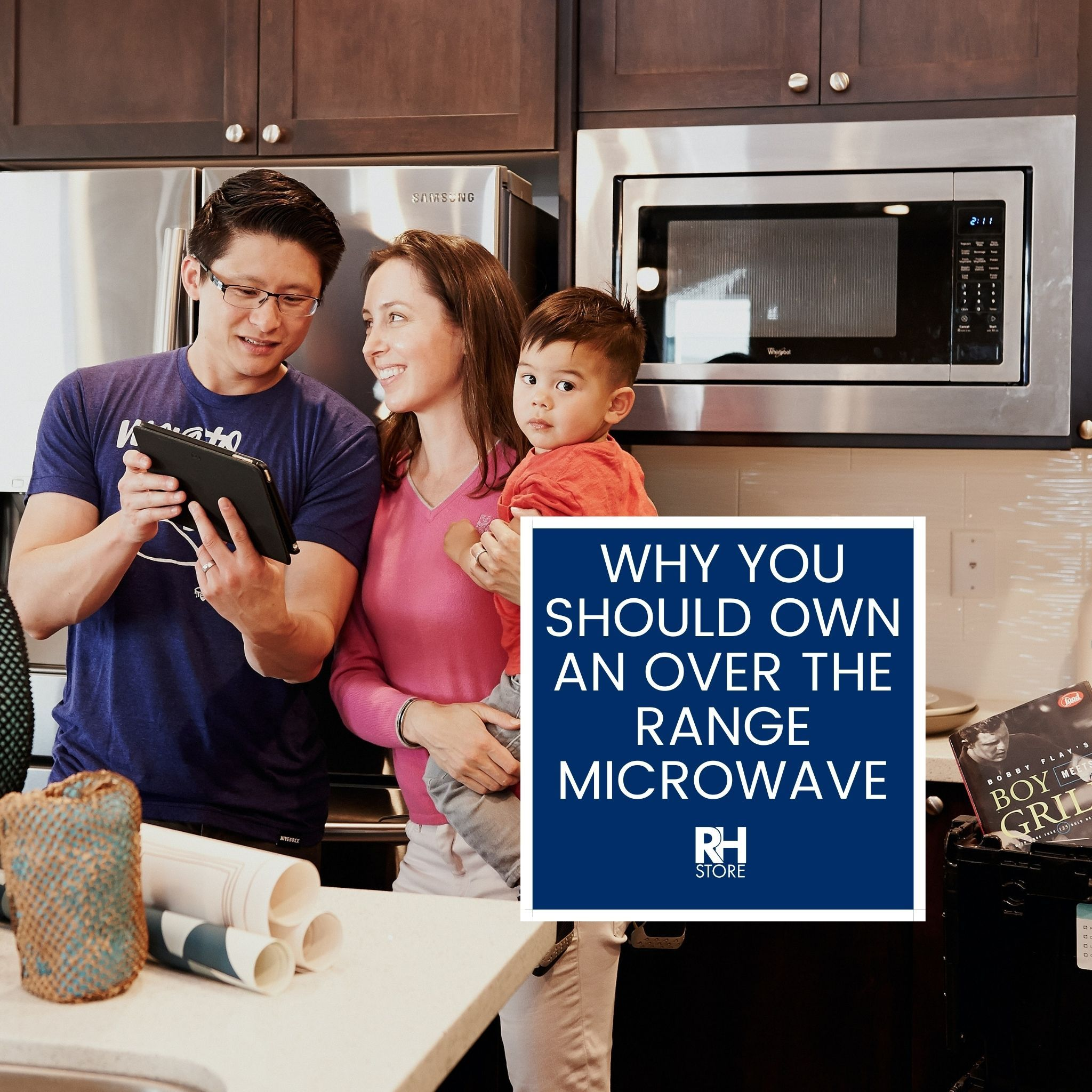 Why You Should Own an Over the Range Microwave