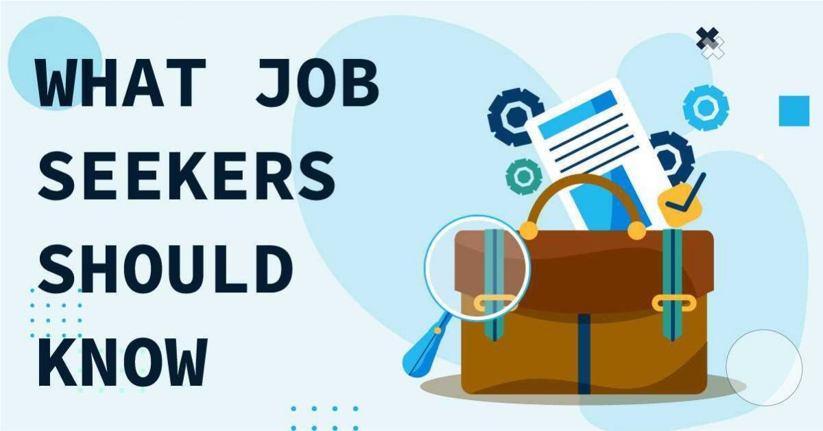what-job-seekers-must-know