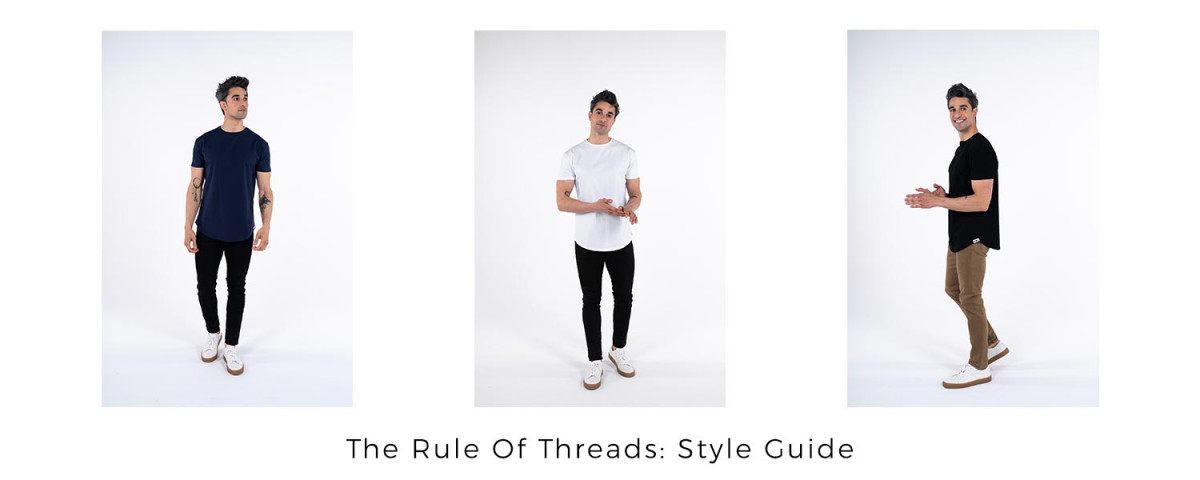Welcome To The Rule Of Threads: Style Guide