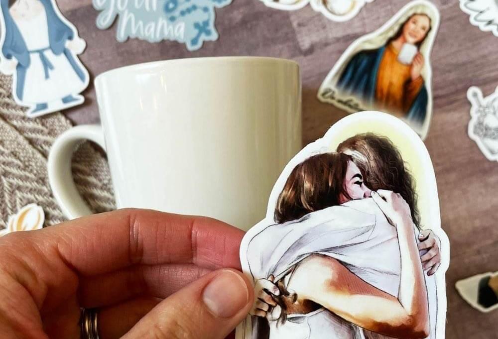 How to Create Your Own Catholic Mug Gift