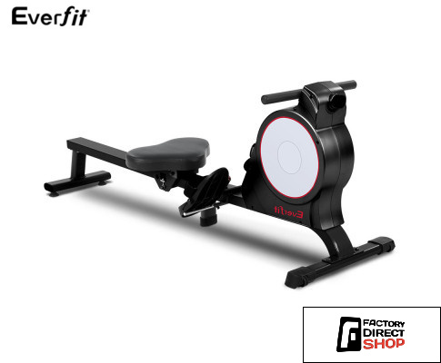 Factory Direct Shop Rowing Machines Magnetic Flywheel 8 x Levels-Everfit