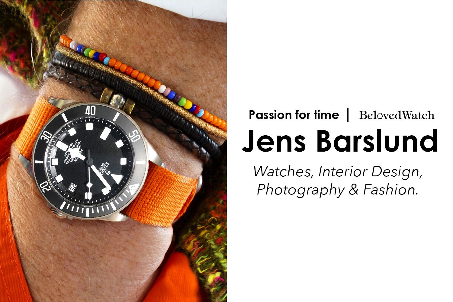 A Passion for Time | Jens Barslund