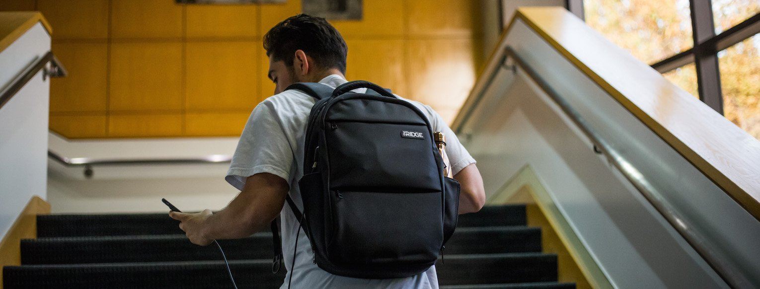 The Commuter, The Ridge Backpack