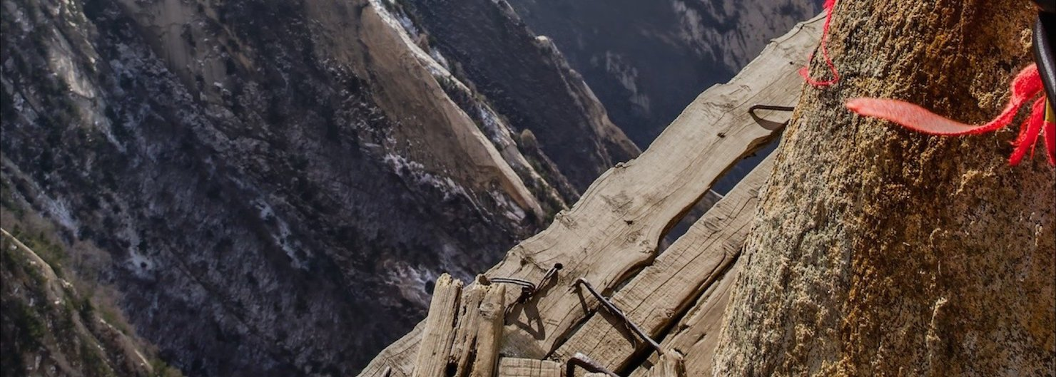 Threading The Needle: 4 Of The World's Most Dangerous Hikes