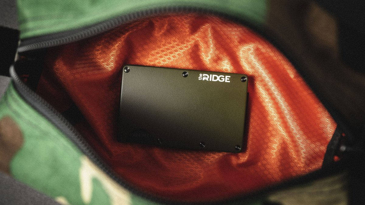 WHAT IS AN RFID WALLET? | THE RIDGE