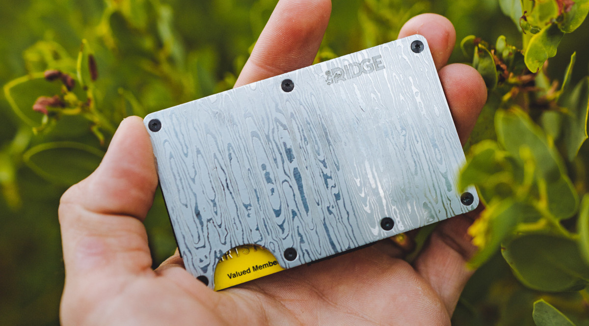 WHICH RIDGE WALLET IS RIGHT FOR YOU? | THE RIDGE