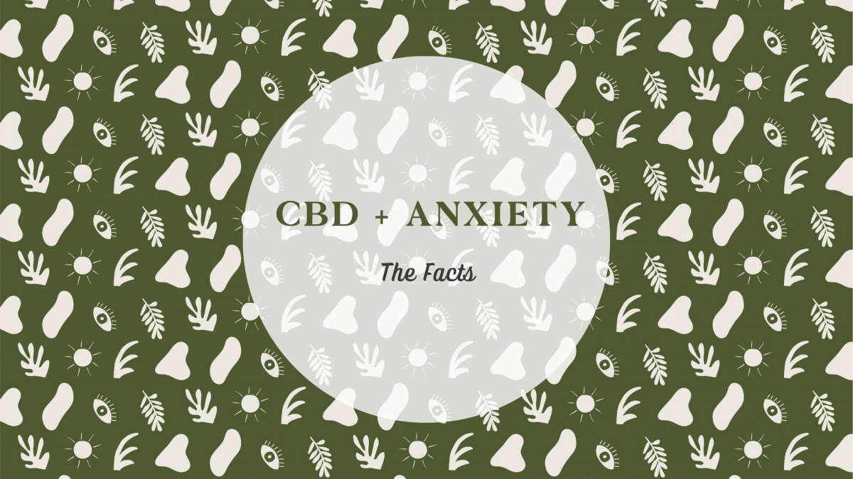 Using CBD for Anxiety