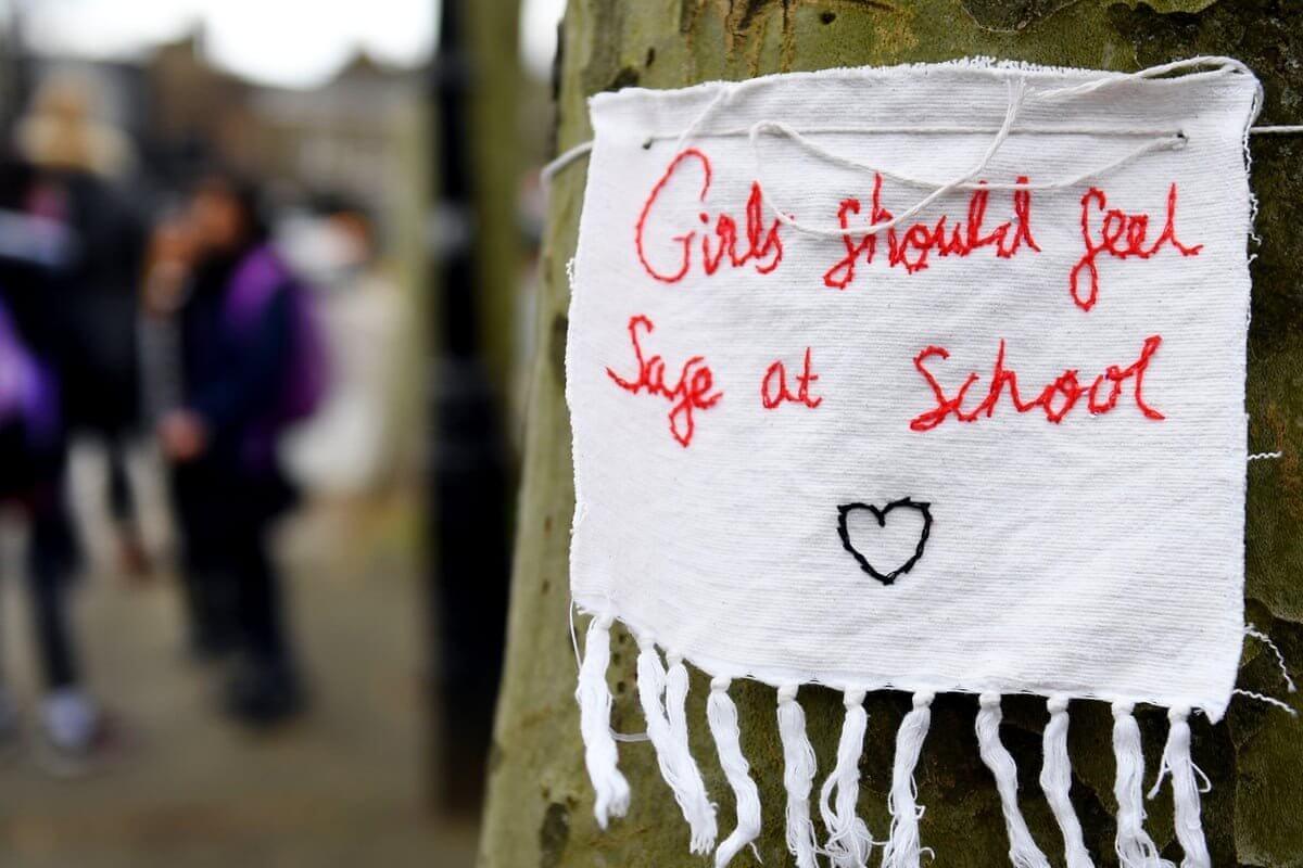 The 'Rape Culture' Scandal In British Schools