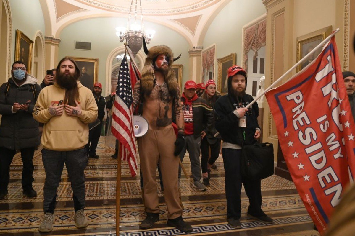 Why The Capitol Hill Protests Are The Epitome Of White Privilege