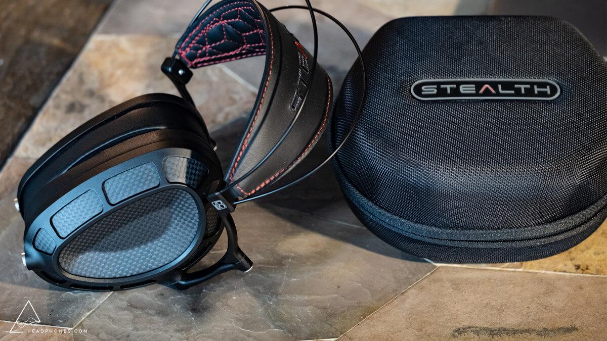 DCA Stealth Review   Headphones.com