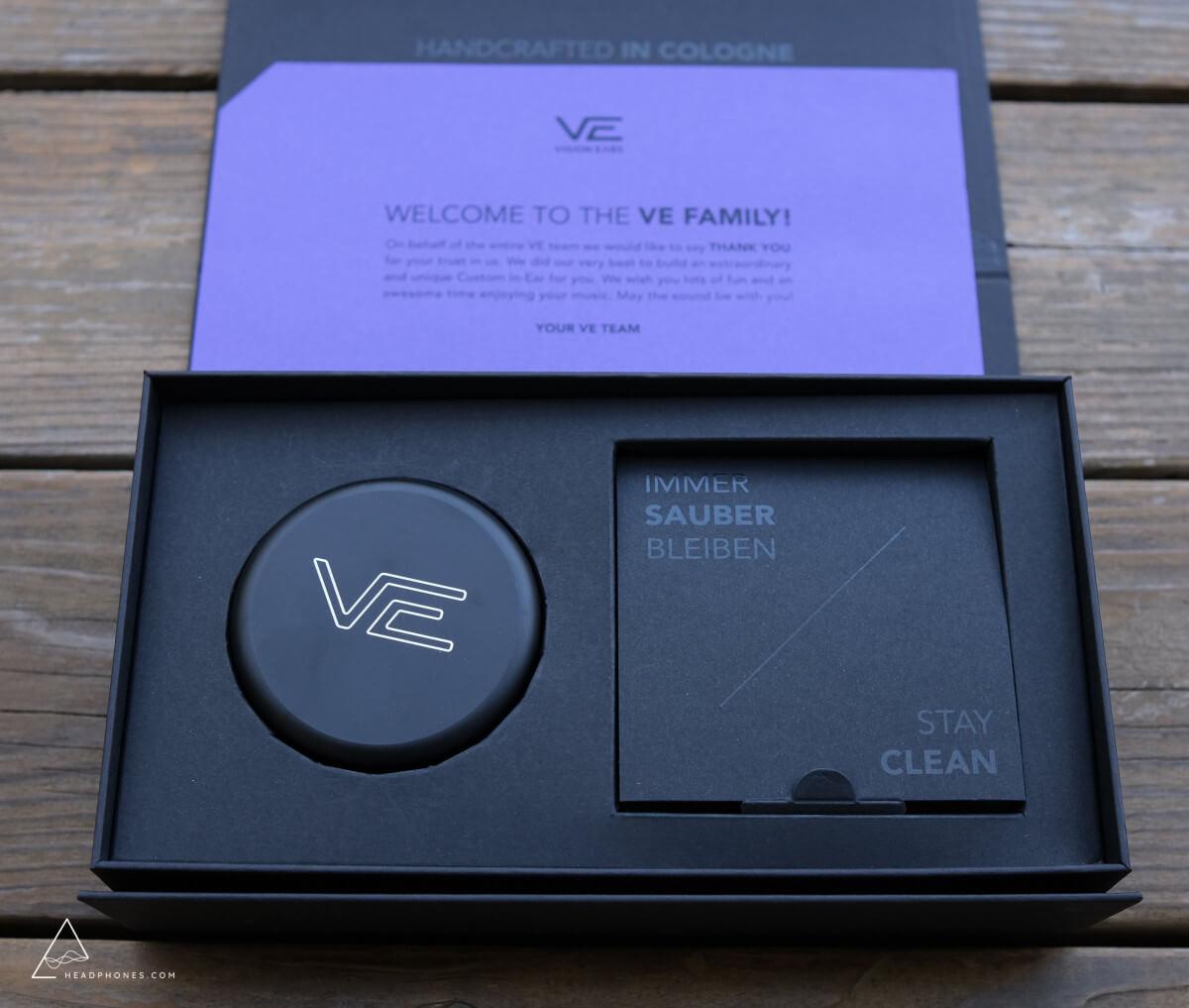 Vision Ears VE7 Review | Headphones.com