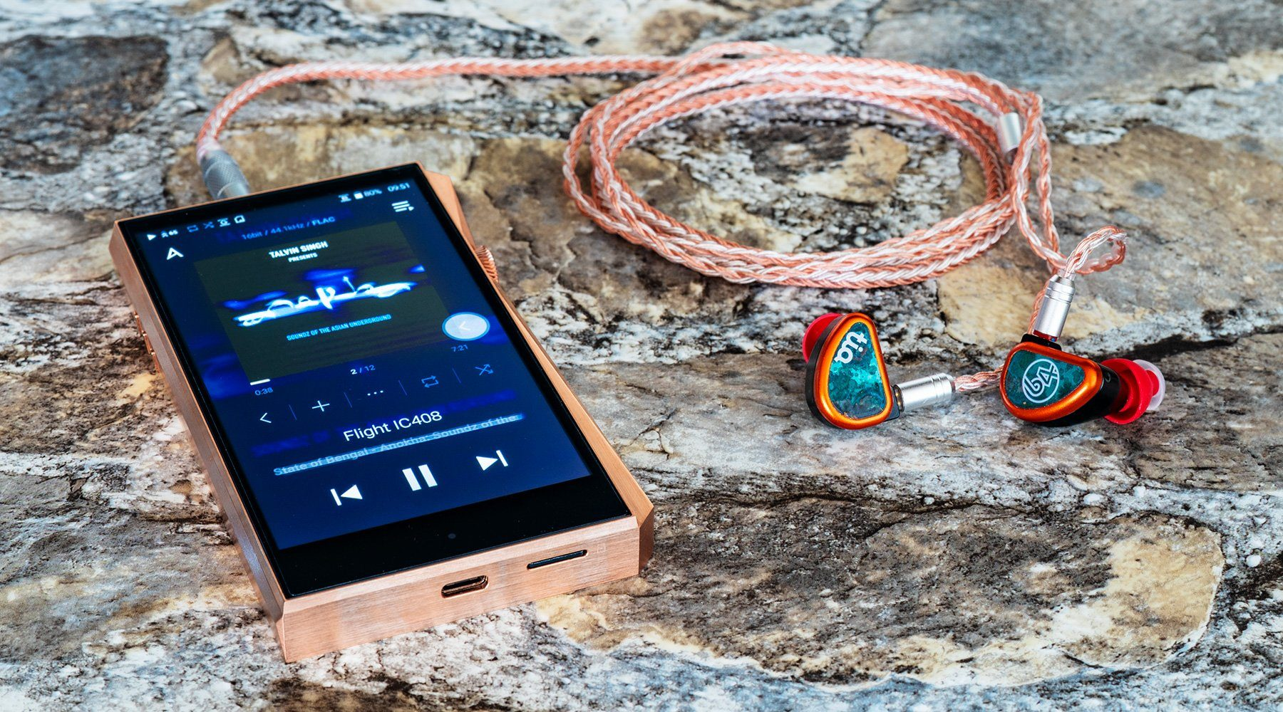 Astell&Kern A&Ultima SP2000 - Flagship Digital Audio Player - Review
