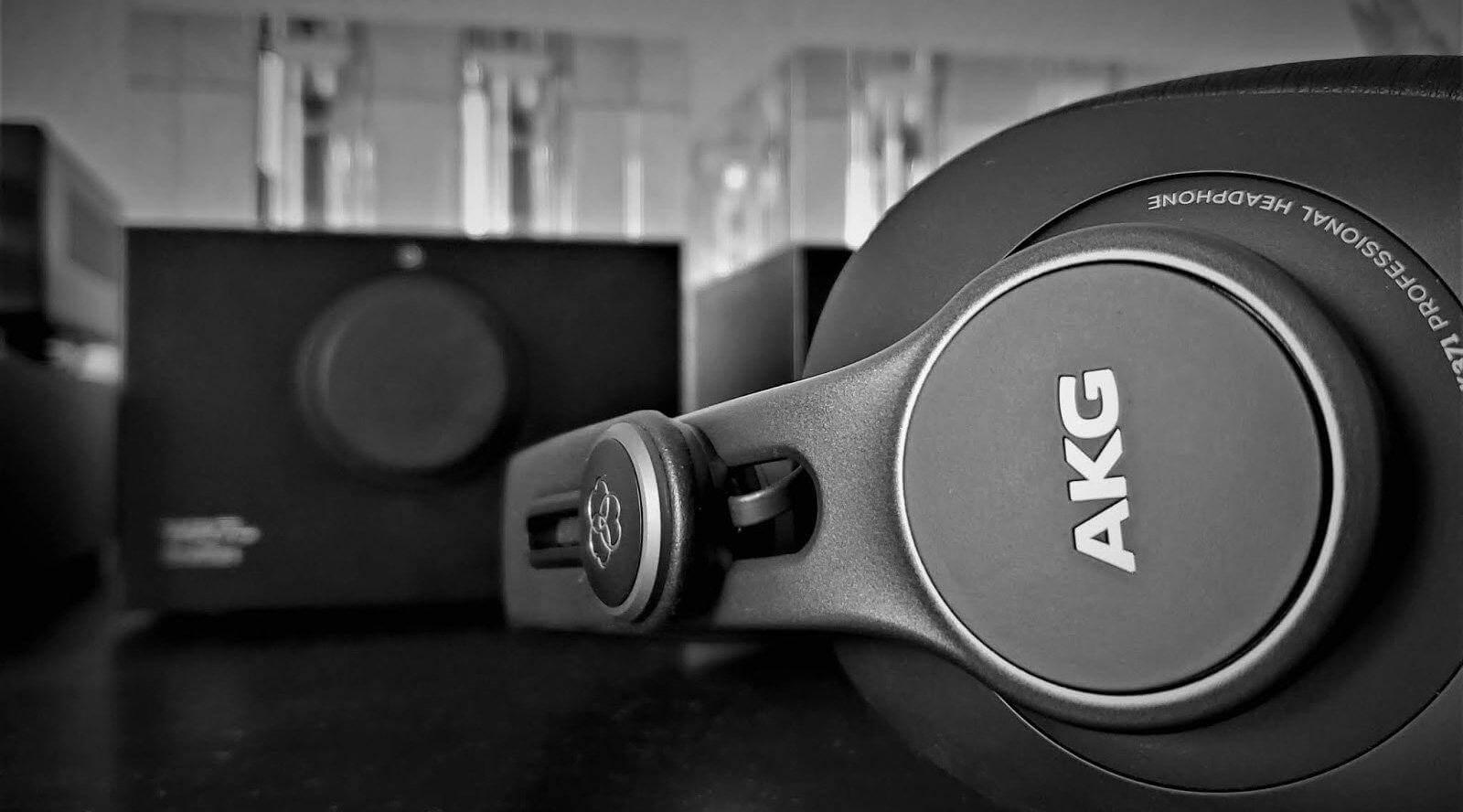 AKG K371 - Review