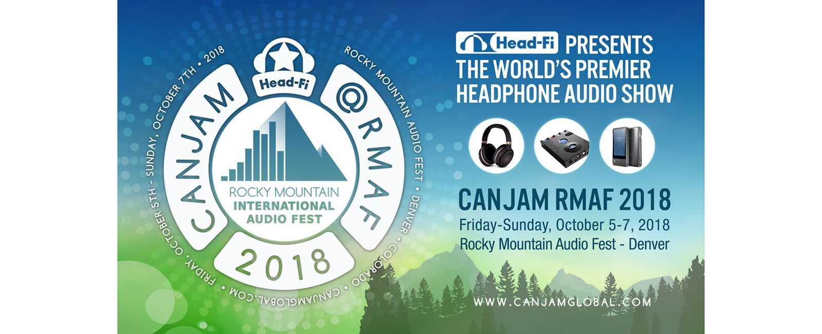 Rocky Mountain Audio Festival 2018