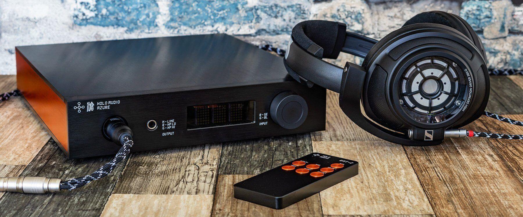 Holo Audio Azure - Headphone Amplifier/Pre-Amp - Review