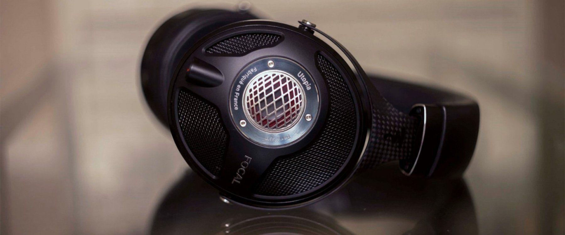 Focal Utopia - Flagship Open-Back Headphone - Review