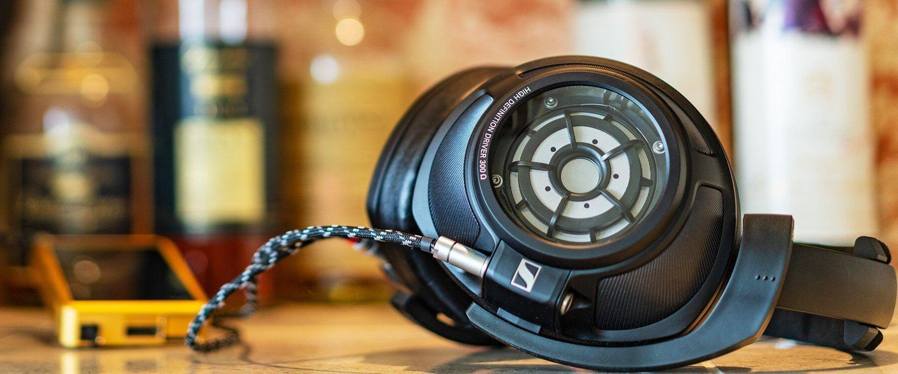 Sennheiser HD820 Closed-Back Headphone - Review