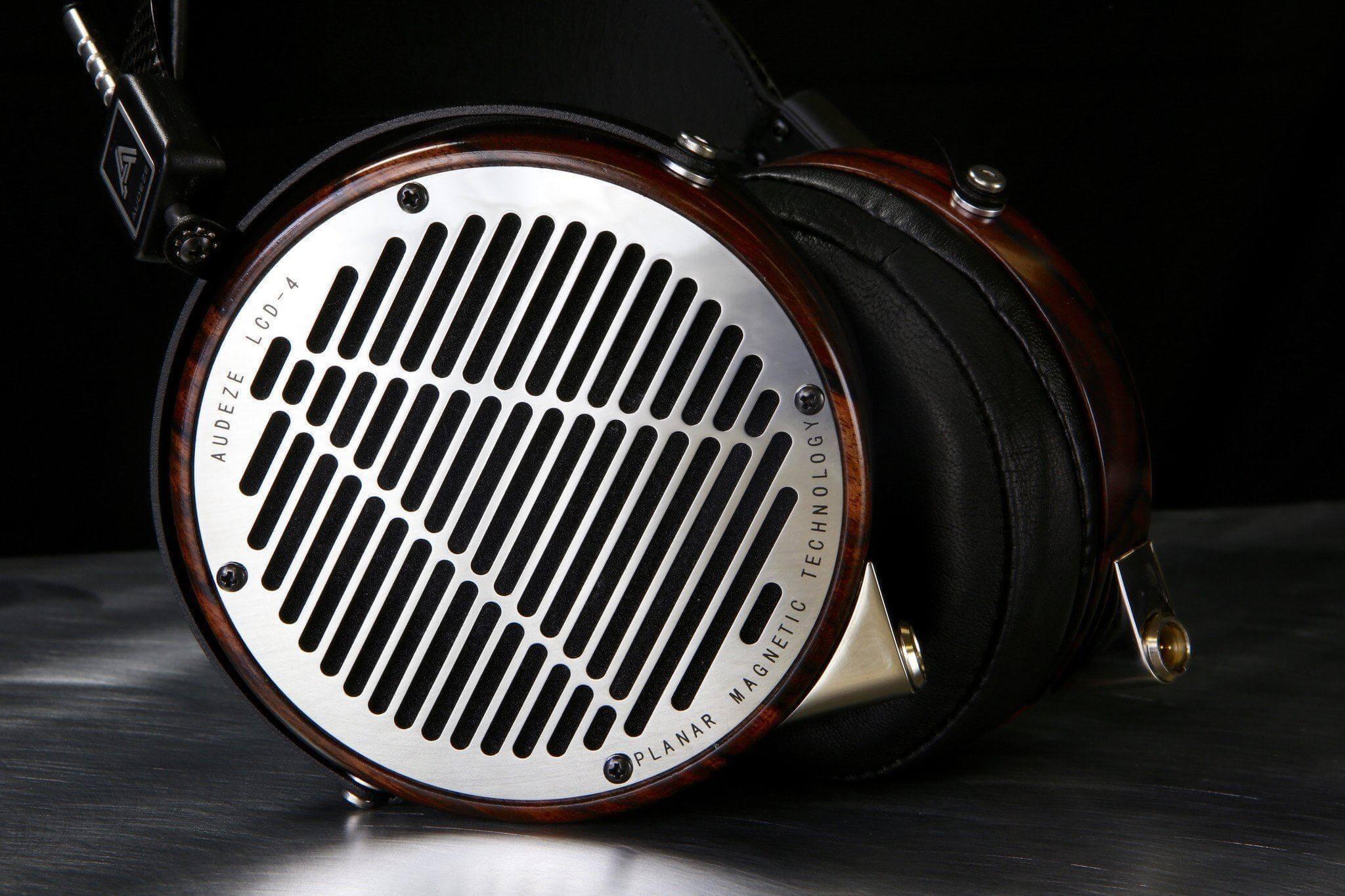 Audeze LCD-4 Headphone Review