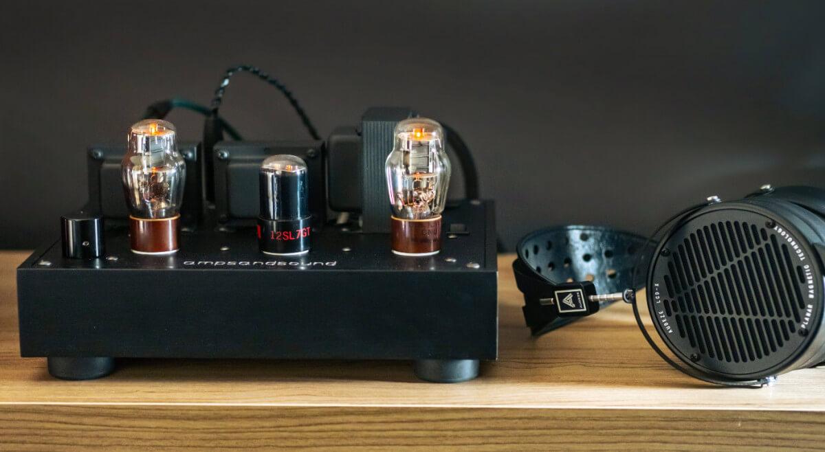 Ampsandsound Kenzie OG Review - Not your average tube headphone amplifier