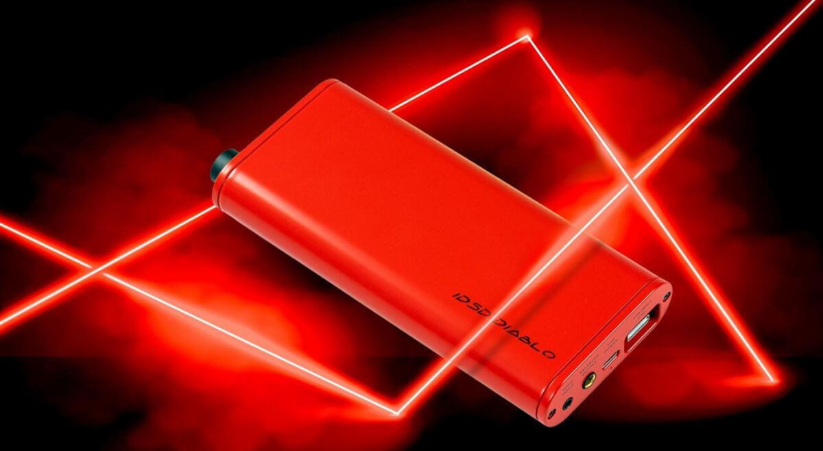 iFi Audio iDSD Diablo - New Portable DAC/Amp from iFi Audio - Press Release