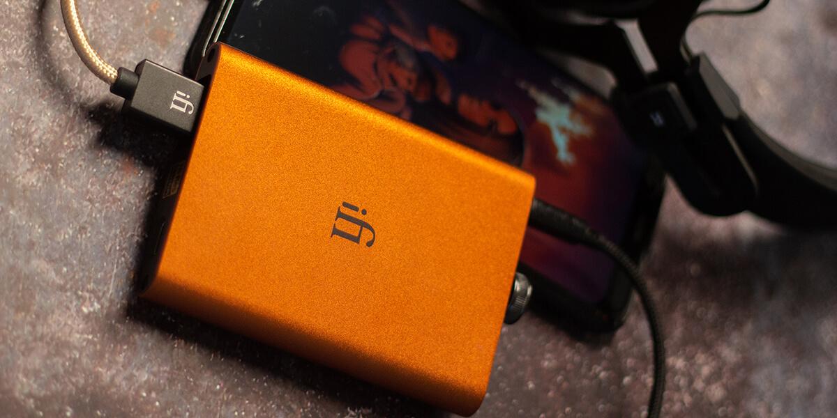 iFi Audio Hip DAC V2 Portable DAC & Headphone Amplifier
