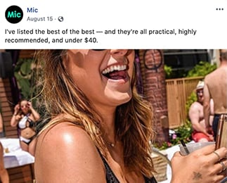 """Party Patch Featured on Mic for """"Best of the Best"""