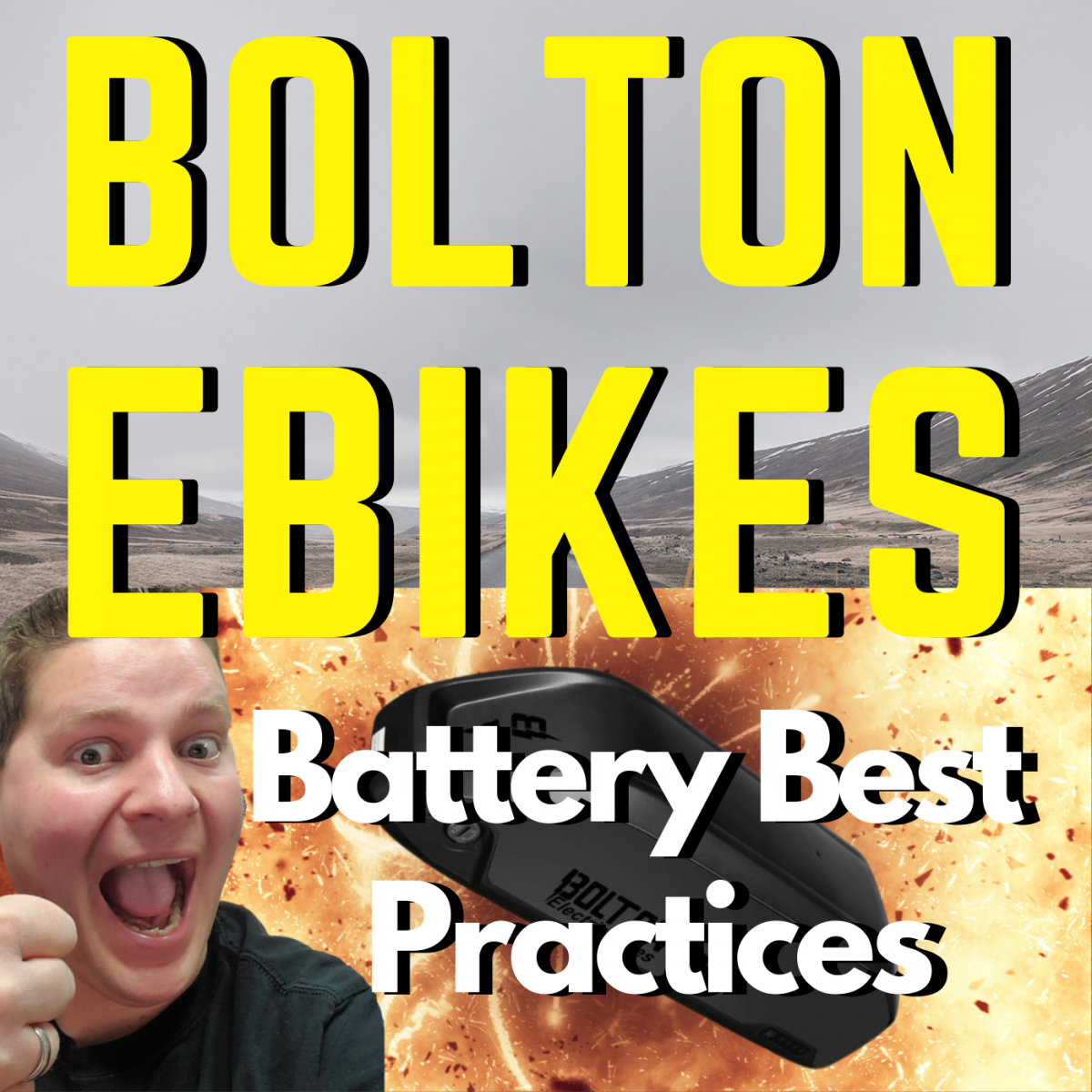 How to maintain your Ebike Battery