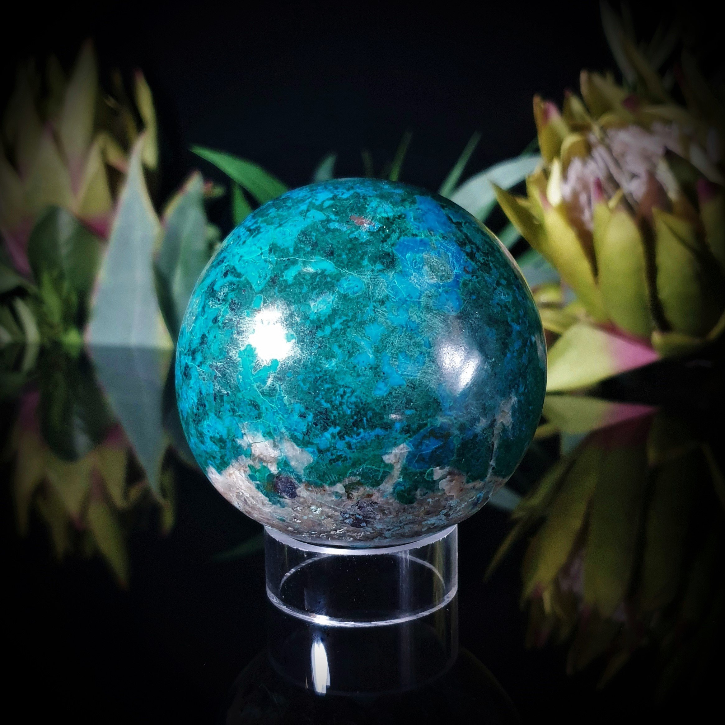 Uses for Crystal Spheres