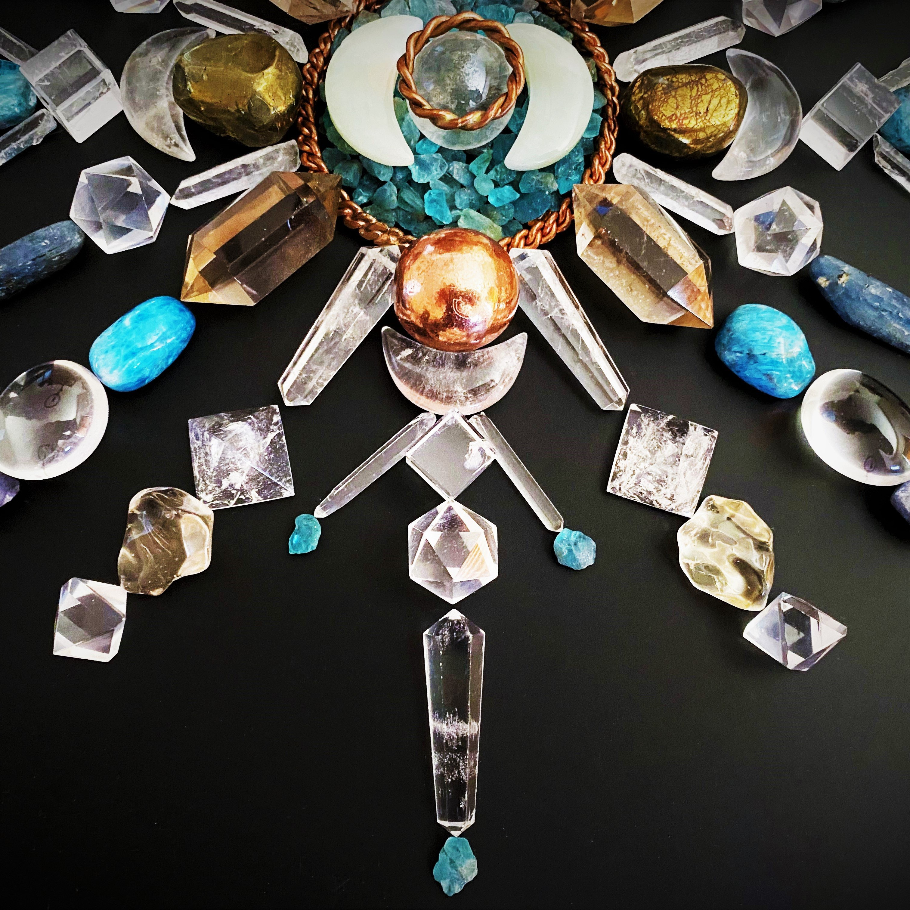 Crystal Grids - An Introduction