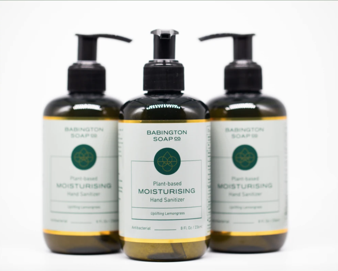 Babington Soap Plays Long Game as Projections Say Demand for Hand Sanitizer is Here to Stay