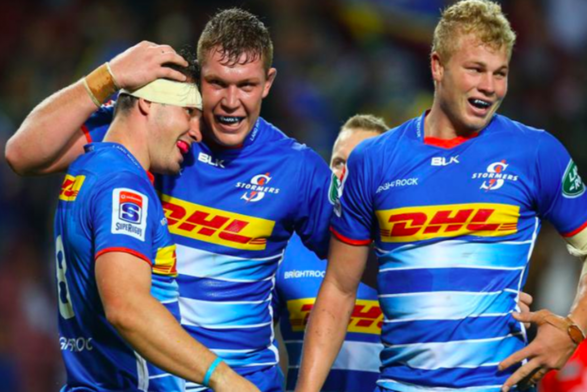 Stormers team for Super Rugby South Africa
