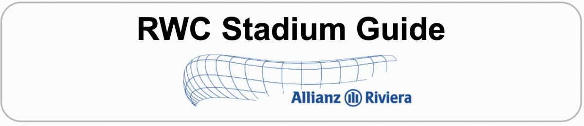 Rugby World Cup Stadium Guide: Stade De Nice