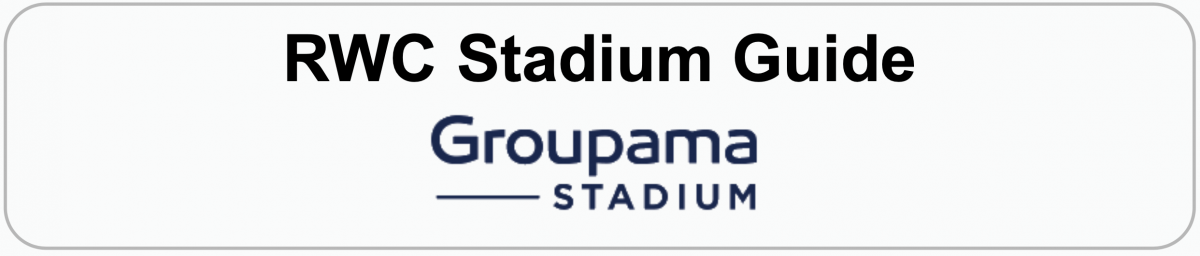 Rugby World Cup Stadium Guide: PARC OL, LYON