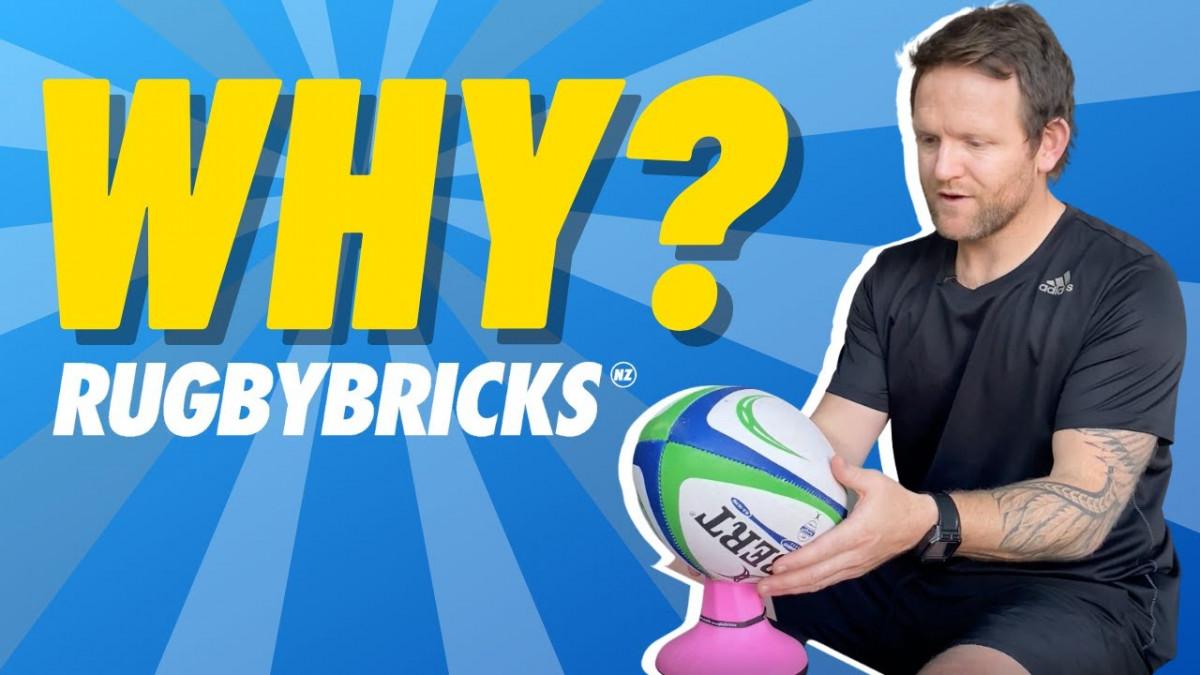 WHY I started Rugby Bricks | @rugbybricks