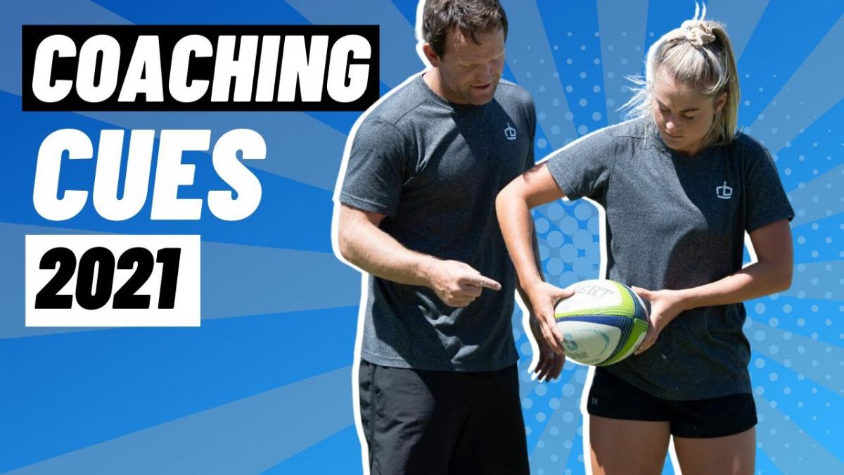 Rugby Coaching Cues 2021 | @rugbybricks.
